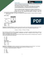 Química – Cálculo Estequiométrico Massa