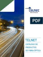 TELNET_FO Catalogo