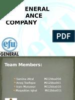 EFU general Insurance.pptx