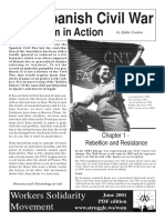 Conlon E., The Spanish Civil War, Anarchism in Action