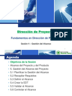 URP Sesion 4 - Gestion del Alcance 16-04-2106.pdf