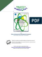 RETOS Y ALCANCES DE LA INVESTIGACIÓN CONDUCTUAL (Memorias 1er congreso nacional de ciencias del conocimiento).pdf