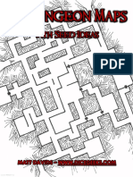 10 Dungeon Maps With Seed Ideas