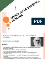 Teoria de La Genetica Humana