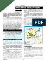 06. Recursos Minerais e Extrativismo