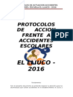 PROTOCOLOS ACCIDENTES 2016
