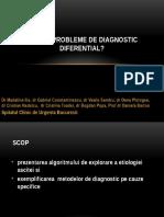 Ascita, Probleme de Diagnostic Diferential1