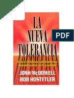 LA+NUEVA+TOLERANCIA+Josh+Mcdowell.pdf