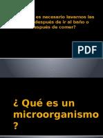 Clase Cuarto Medio Bacterias