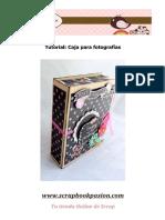 Tutorial Caja Para FotografÃas-2