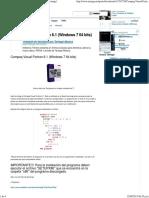 Compaq Visual Fortran 6.1 (Windows 7 64 bits) - Taringa!.pdf