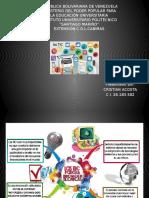 tecnologias de información y comunicación