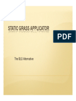 BMRC_Clinic Russ Boehm Static Grass Applicator 2010