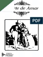 Fromm, Erich. El Arte de Amar -2004. Paidós