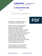 The Regius Manuscript.pdf