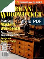 American Woodworker - April 1998