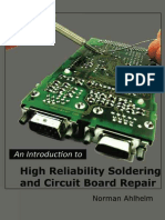 N Ahlhelm-An Introduction to High Reliability Soldering and Circuit Board Repair-CreateSpace Independent Publishing Platform (2013)