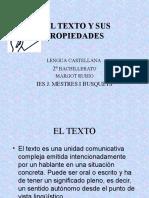 eltextoysuspropiedades-091007092745-phpapp01[1].ppt
