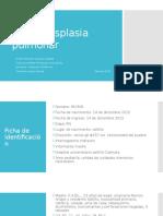 Broncodisplasia-pulmonar