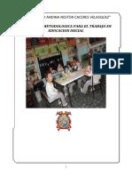 Propuesta Metodologica Para El Trabajo en Educacion Inicial (1)
