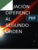 Monografia de ec. diferencial