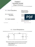 Converter Circuits