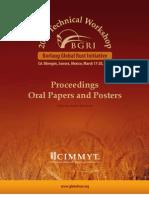 BGRI 2009 Proceedings Cimmyt Isbn