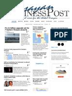 Visayan Business Post 27.06.16