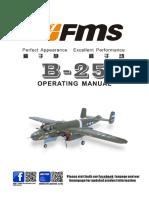 FMS 1470MM B-25