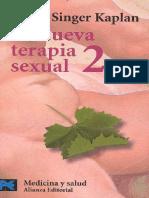 La Nueva Terapia Sexual 2 Kaplan