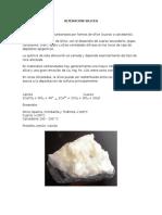5 - 16 Alteracion Silicea y Propilitica