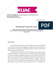 Why Europe Became EU-Rope_ by Faton Raci