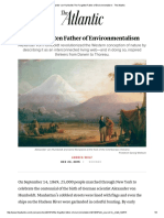 Alexander Von Humboldt_ the Forgotten Father of Environmentalism