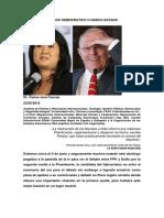 PPK Y KEIKO. Estado Democratico o Narcoestado
