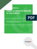 Servicios marketing para una agencia en 2016