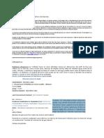 Requisitos Caudalímetro Ultrasónico de Tuberías