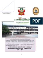 3.-Plan de Proyección de Extension Comunal is.p.p.t 2014-Ok.