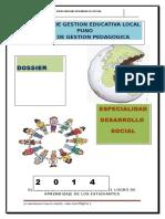 Dossier Ccss 2014