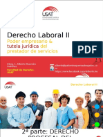 8. Proceso Laboral (III)