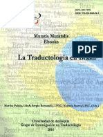 Traductología en Brasil