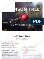 a poison tree - william blake.pptx