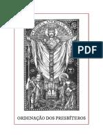 Ordenação Dos Sacerdotes - Plural Revisada e Fiel