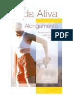 Alongamentos (Cartilha) - Série Vida Ativa