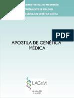 Apostila de Genética Médica - LAGEM 2015