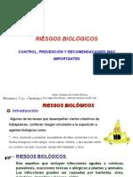 Riesgo Biologico