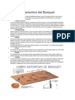 Fundamentos Del Basquet