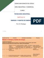 Energía y Fuentes