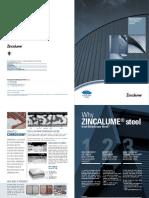 Product Brochure Zincalume