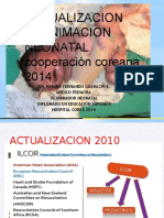 Reanimacion Neonatal 1a