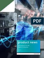 Product News - April 2016